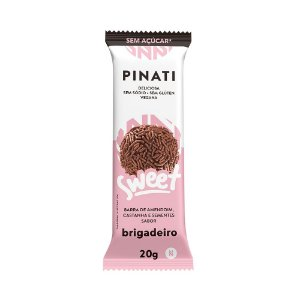 Barra de Cereais Sweet Brigadeiro 20g - PINATI