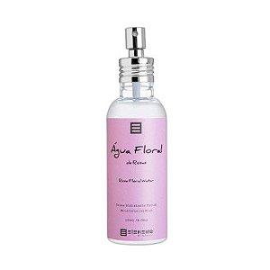Água Floral De Rosas Bruma Hidratante Facial 120ml - Elemento Mineral