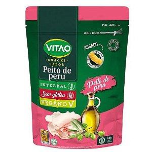 Snacks Sabor Peito De Peru  Vegano 60g
