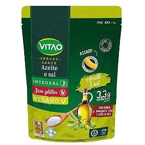 Snacks Sabor Azeite e Sal Vegano 40g