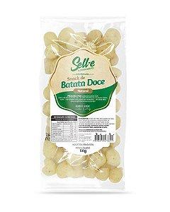 Snack de Batata Doce Natural Vegano 50g
