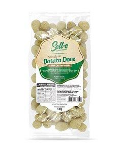 Snack de Batata Doce sabor Ora-Pro-Nóbis Vegano 50g