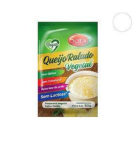 Queijo Ralado Vegano 50g - SORA