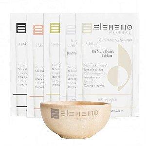 Kit Purificante Bio Argilas - Elemento Mineral