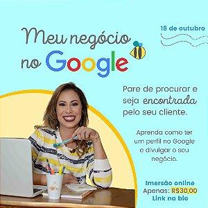 Imersão Meu Negócio no Google