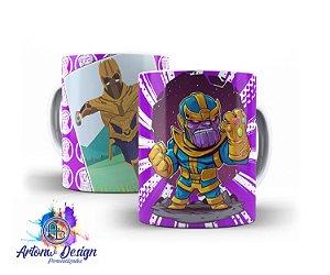 Caneca Thanos