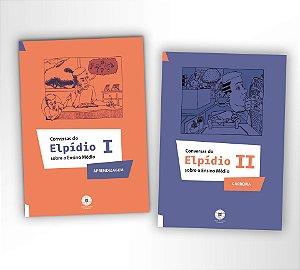 Coleção Conversas do Elpídio I e II - Sobre o Ensino Médio (Aprendizagem e Carreira)