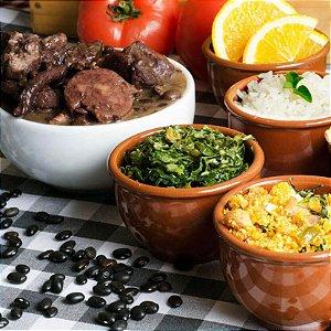 Feijoada Magra Pequena - Belle Restaurante