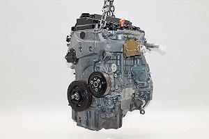 Motor Parcial Honda Crv 2.0 16 Vtec 2013