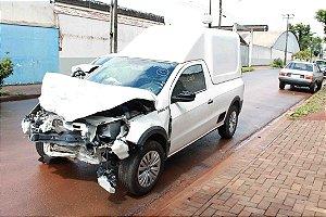 Veiculo Sucata Volkswagen Saveiro 1.6 Robust Msi 2020/2021