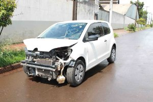 Veiculo Sucata Volkswagen Vw Up Take 1.0 3cc 2015/2015