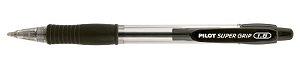 Caneta Esferográfica BPS Grip 1.6 Preto - Pilot