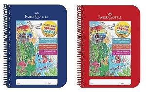 Caderno Criativo - 96 Folhas - Faber-Castell