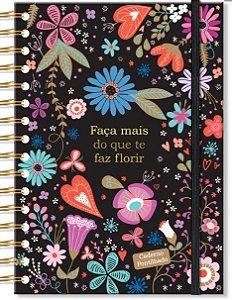 Caderno Pontilhado - Fiore - Fina Ideia