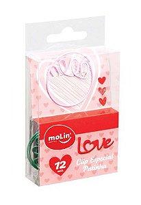 Clips especial Patinha - Love - Molin