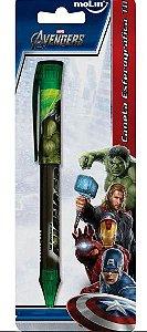 Caneta Esferográfica TN - Avengers - Molin