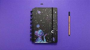 Caderno Inteligente by Gocase - Poeira Das Estrelas