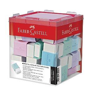 Borracha / Goma Max Tons Pastel - Faber-Castell