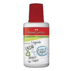 Corretivo Líquido Branco - Faber-Castell