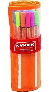 Caneta Stabilo - 30 unidades