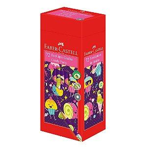 Ecolápis Grafite Candy Party - Faber-Castell