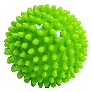 Bola de Massagem Poker - 7cm Verde
