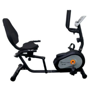 Bicicleta Horizontal Magnética RB 802 Evolution Fitness