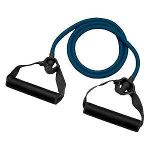 Extensor para Braços e Pernas Tensão Forte - 12x1200mm Poker
