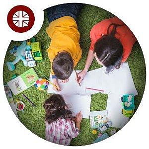 Inglês Kids 4 - 11 horas (Modalidade Online)