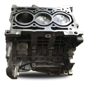Motor sem cabeçote Fiat Strada 1.8 55278881