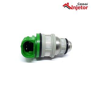 Bico Injetor Gol Uno Escort 1.6/1.8 Álc./Gas. Monoponto Verde MBZ5001