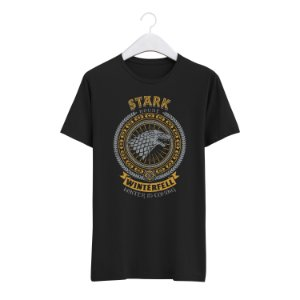 CAMISA CASA STARK - GAME OF THRONES