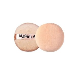 Esponja Para Maquiagem Individual redonda EJ1-14 - Macrilan