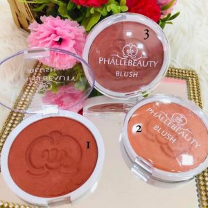 Blush Compacto - Phallebeauty