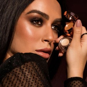 Sombra de Olhos Dupla Champagne Mariana Saad by Océane - Double Eyeshadow Godness