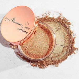 Pó Iluminador Skin Shine Cor Rose Gold - Mariana Saad