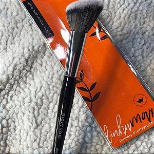 Pincel para blush linha Max A07 Macrilan