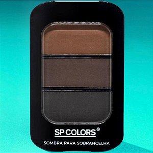 Sombra Para Sobrancelha SP Colors