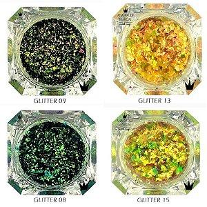 Glitter Multicromático Ana Paula Marçal