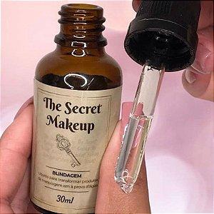 Pele blindada - produto a prova D'água - The Secret Makeup