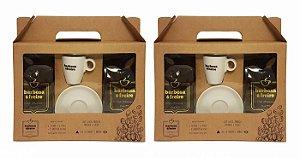 Combo com 2 Kits Café Arábica Barbosa e Freire