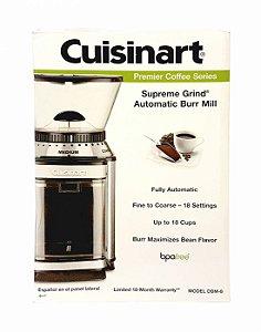 Moedor Automático de Café Cuisinart