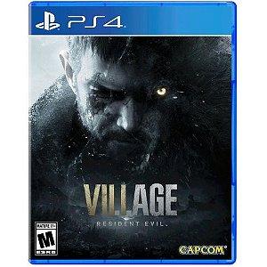 Jogo para PS4 / Resident Evil Village