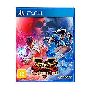 Jogo para PS4 / Street Fighter V