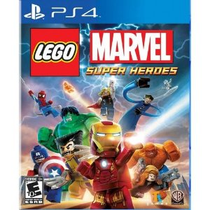 Jogo para PS4 / Marvel super heroes