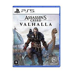 Jogo para PS5 / Assassin´s creed valhalla