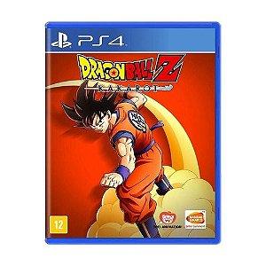 Jogo Game Dragon Ball Z: Kakarot - PS4
