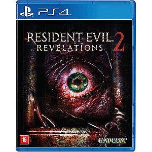 Jogo para PS4 / Resident Evil Revelations 2