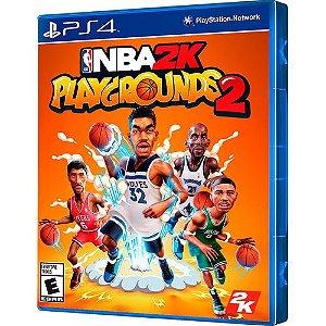 Jogo para PS4 / NBA 2K Playgrounds 2