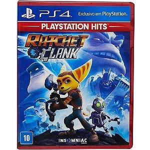 Jogo para PS4 / Ratchet Clank hits